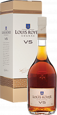 Cognac Louis Royer VS (gift box)<label>, 0.7л</label>
