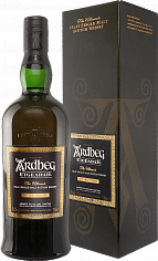 Виски Ardbeg Uigeadail Single Malt Scotch Whisky<label>, 0.7л</label>