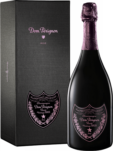 Dom Perignon Extra Brut Vintage Rose (gift box), 0.75л