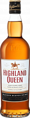 Виски Highland Queen Blended Scotch Whiskey<label>, 0.7л</label>