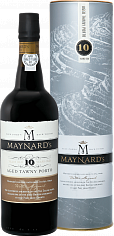 Портвейн Maynard's Tawny Porto DO 10 years old Barão De Vilar – Vinhos (gift box)<label>, 0.75л</label>