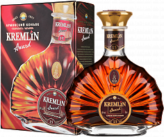 Коньяк KREMLIN AWARD 15 Years (gift box)<label>, 0.5л</label>