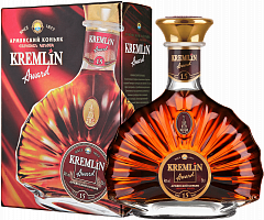 KREMLIN AWARD 15 Years (gift box)<label>, 0.5л</label>