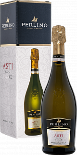 Perlino Asti DOCG (gift box)<label>, 0.75л</label>