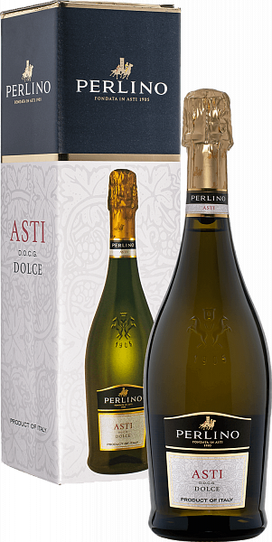 Perlino Asti DOCG (gift box), 0.75л