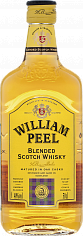 Виски William Peel 3 yo blended malt scotch whisky<label>, 0.5л</label>