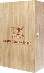 Подарочный алкоголь  Gift box Clos Mogador for 2 bottles, oak