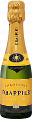 Игристое вино Drappier Carte d'Or Brut Champagne AOP<label>, 0.2л</label>