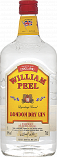William Peel London dry gin<label>, 0.7л</label>