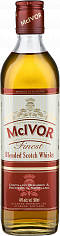 Виски McIvor Finest Scotch Whisky<label>, 0.7л</label>