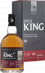 Виски Spice King Batch Strength Wemyss Malts blended malt scotch whisky<label>, 0.7л</label>