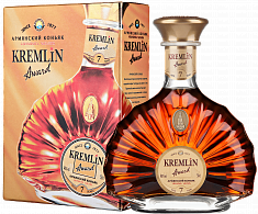Коньяк KREMLIN AWARD 7 Years (gift box)<label>, 0.5л</label>