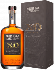 Ром Rum Mount Gay XO (gift box)<label>, 0.7л</label>