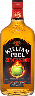 William Peel Spicy Shot<label>, 0.7л</label>