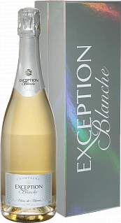 Mailly Grand Cru Exception Blanche Blanc De Blancs Millesime Champagne AOC (gift box)<label>, 0.75л</label>