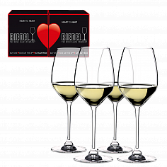 Стекло Riedel Heart to Heart RIESLING / Sauvignon Blanc (4 glasses set)