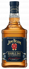 Виски Jim Beam Double Oak Straight Bourbon<label>, 0.7л</label>