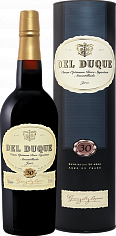 Херес Del Duque Amontillado VORS Jerez DO Gonzalez Byass (gift box)<label>, 0.75л</label>