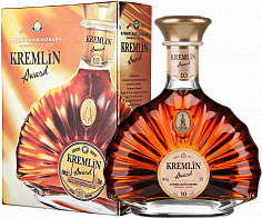 Коньяк KREMLIN AWARD 10 Years (gift box)<label>, 0.5л</label>
