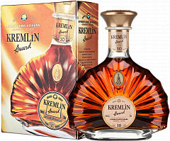 KREMLIN AWARD 10 Years (gift box)<label>, 0.5л</label>