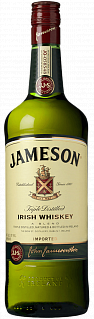 Jameson Blended Irish Whiskey<label>, 1л</label>