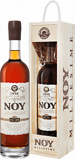 Noy Millesime 1998 (gift box)<label>, 0.7л</label>