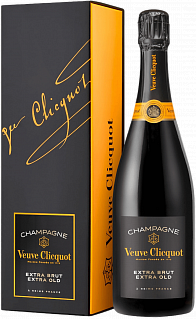 Ponsardin Extra Brut Extra Old Veuve Clicquot (gift box)<label>, 0.75л</label>