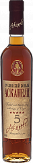 Коньяк Askaneli Cognac 5 Years Old<label>, 0.5л</label>