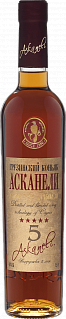 Askaneli Cognac 5 Years Old<label>, 0.5л</label>