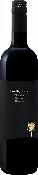 The Marl Shiraz Barossa Valley Hentley Farm,  0.75л