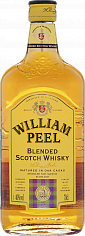 William Peel 3 yo blended malt scotch whisky<label>, 0.7л</label>