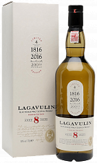 Виски Lagavulin Islay single malt scotch whisky 8 Years Old (gift box)<label>, 0.7л</label>