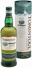 Tomintoul Speyside Glenlivet Peaty Tang Single Malt Scotch Whisky 3 YO (gift box)<label>, 0.7л</label>