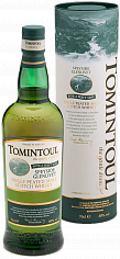 Виски Tomintoul Speyside Glenlivet Peaty Tang Single Malt Scotch Whisky 3 YO (gift box)<label>, 0.7л</label>