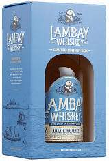 Виски Lambay Small Batch Blend Irish Whiskey 4 YO (Gift Box)<label>, 0.7л</label>