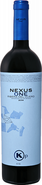 Nexus One Kosher Ribera del Duero DO Bodegas Nexus, 0.75л