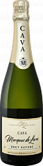 Игристое вино Marques de Lares Brut Nature Cava DO Lopez Morenas<label>, 0.75л</label>