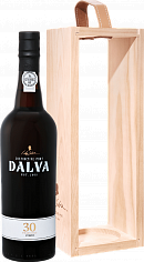 Портвейн Dalva Porto 30 years old C. Da Silva (gift box)<label>, 0.75л</label>