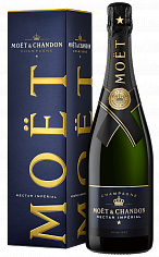 Игристое вино Nectar Imperial Demi-Sec Moet & Chandon (gift box)<label>, 0.75л</label>