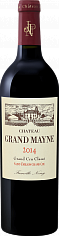 Вино Chateau Grand Mayne Saint-Emilion Grand Cru AOC<label>, 0.75л</label>