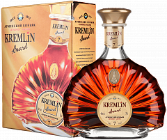 KREMLIN AWARD 7 Years (gift box)<label>, 0.7л</label>