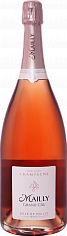 Игристое вино Mailly Grand Cru Rose de Mailly Brut Champagne AOC<label>, 1.5л</label>