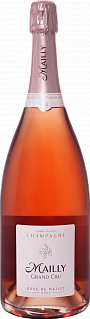 Mailly Grand Cru Rose de Mailly Brut Champagne AOC<label>, 1.5л</label>