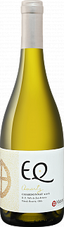 EQ Quartz Chardonnay San Antonio Valley DO Matetic<label>, 0.75л</label>