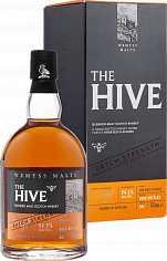 Виски The Hive Batch Strength Wemyss Malts (gift box)<label>, 0.7л</label>