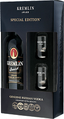 Водка KREMLIN AWARD Grand Premium Vodka (gift box)<label>, 0.7л</label>