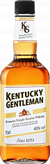Виски Kentucky Gentleman<label>, 0.7л</label>