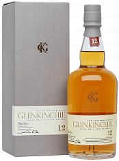 Виски Glenkinchie 12 y.o. single malt scotch whisky (gift box)<label>, 0.75л</label>