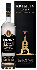Подарочный алкоголь KREMLIN AWARD Grand Premium Vodka (gift box)<label>, 1.5л</label>