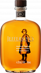 Виски Jefferson's Kentucky Straight Bourbon Whiskey<label>, 0.7л</label>